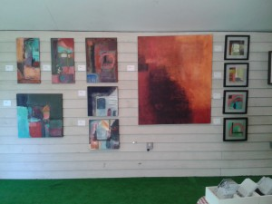 Cowdray Park Pop-up Gallery