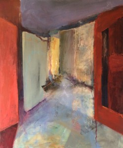 The Safe Room Mixed media 1000x1200mm