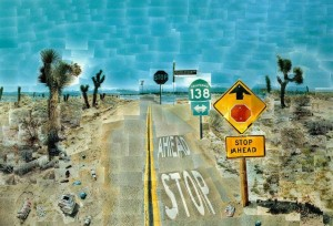 Pearblossom Highway http://www.bfi.org.uk/news-opinion/news-bfi/features/artists-documentary-close-personal-hockney