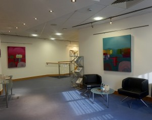 Paintings at JMH Stallard