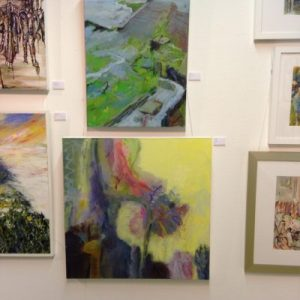 Janus Light at the Stride Open exhibition 2016